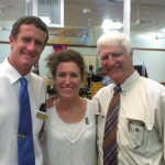 Bob Katter & Charters Towers Mayor