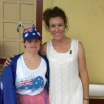Celebrating Australia Day in ChartesTowers