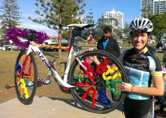 Bling your bike Competition - Gold Coast City Bike Fest