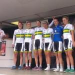 Australian Cycling Team France