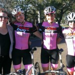 North West Tour NSW - Bike Bug Team - Saarah Roy, Brittany Lindores, Ellen Skerritt