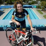 Sara Carrigan Cycling Gold Coast Queensland