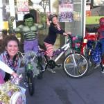 Bling yr Bike Winners