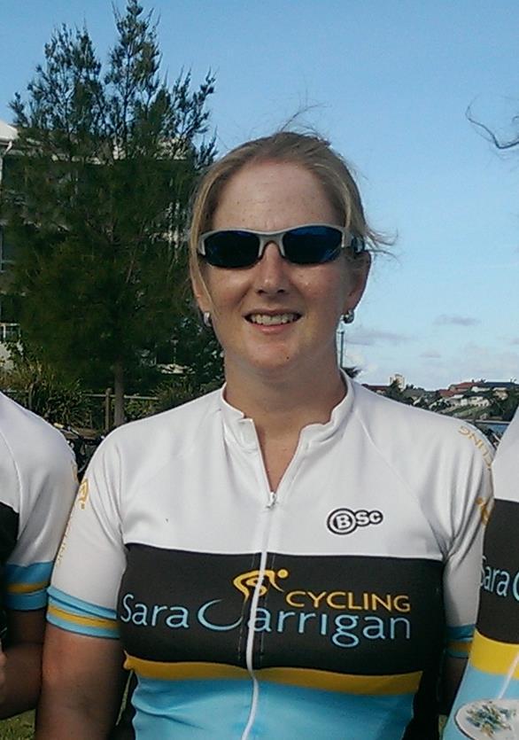 Sara Carrigan Cycling Instructors Sara Carrigan Oam